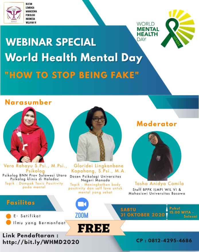 webinar ilmpi how to stop being fake